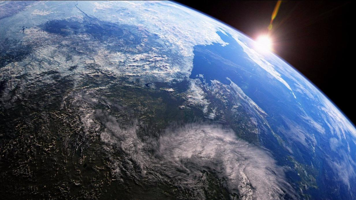 Câu hỏi siêu hại não về hành tinh chúng ta đang sống!