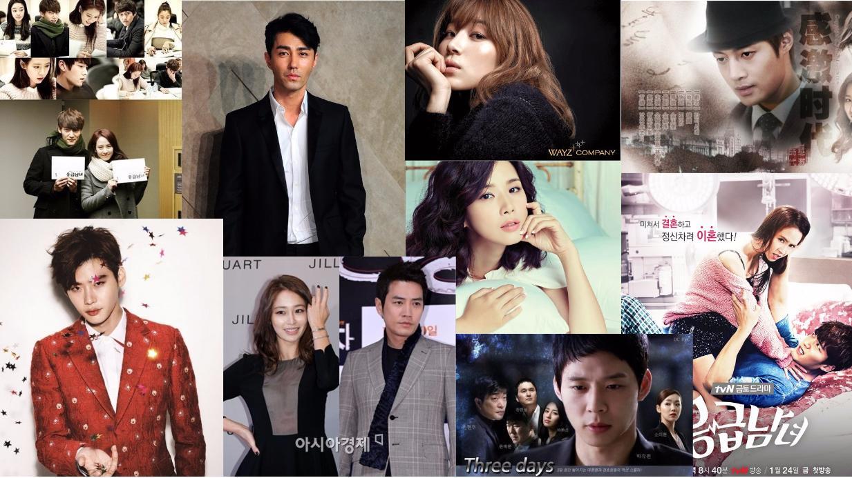 Thử thách trí nhớ về các nhân vật trong phim Hàn nào!