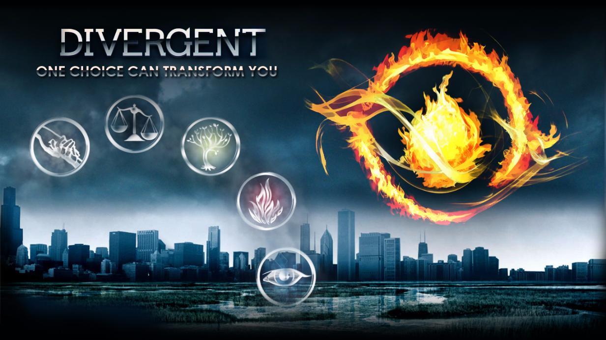 Nhân chủng phái nào bạn thuộc về trong thế giới của Divergent?