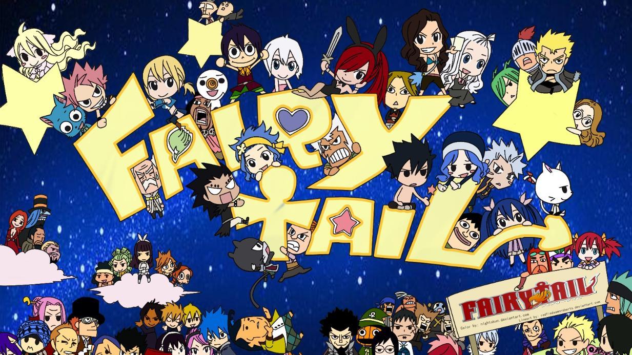 """Bạn có phải là fan """"cứng"""" của bộ truyện Fairy Tail?"""