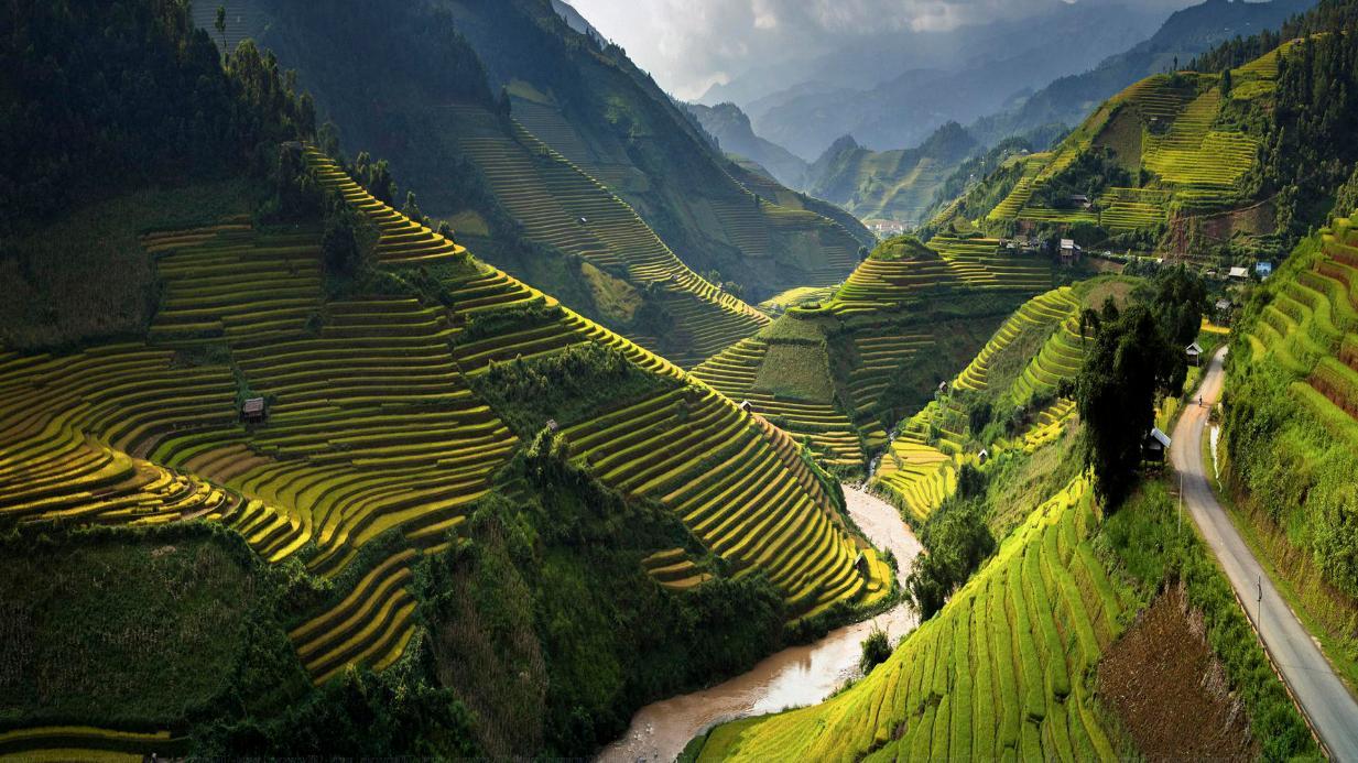Nhìn hình đoán địa danh Việt Nam!