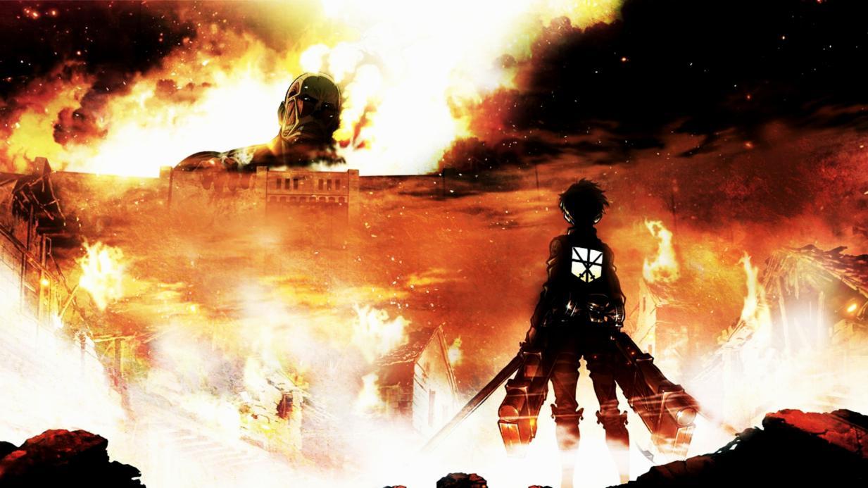 Bạn có phải là fan trung thành của Attack on TiTan?