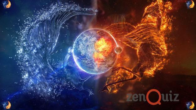 Bạn được sinh ra từ lửa hay băng?