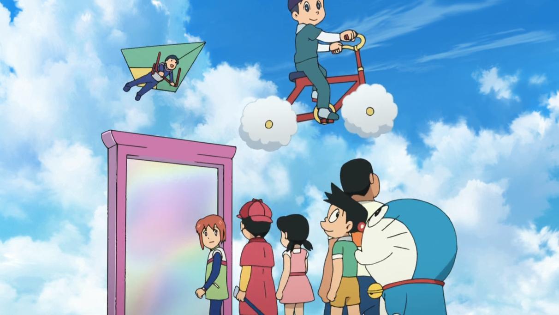 Đoán tên bảo bối của Doraemon!