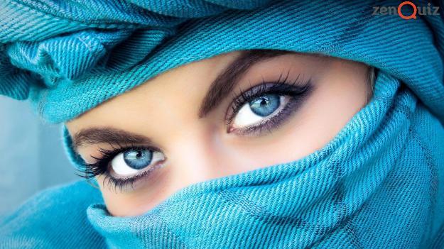 Đoán xem 16 đôi mắt đẹp nhất thế giới này của ai nào!