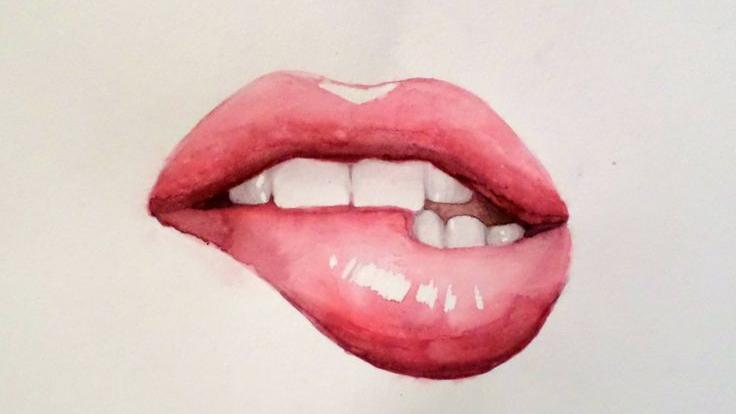Bạn có biết chủ nhân của đôi môi gợi cảm này là ai không nhỉ?