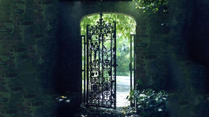 Khu vườn nào tượng trưng cho tình yêu của bạn?