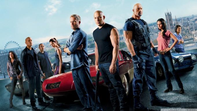"""Bạn là nhân vật """"quá nhanh quá nguy hiểm"""" nào trong Fast and Furious?"""